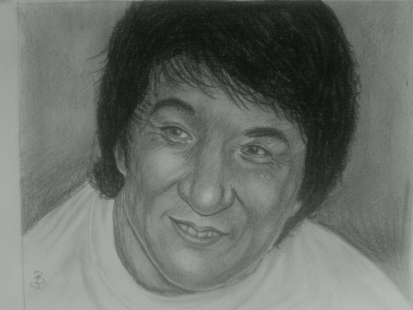 Jackie Chan par Paulina123